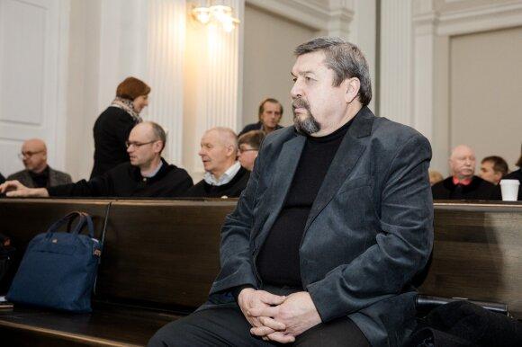 Rusijos žurnalistams – reakcijos į Sausio 13-osios bylą: už ką? sėdėjau tanke, buvau žiūrovas