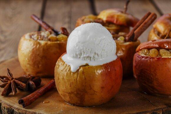 Kai pintinės lūžta nuo obuolių: greiti ir itin paprasti skanėstai vos per pusvalandį