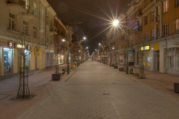 Šiaulių Vilniaus gatvė
