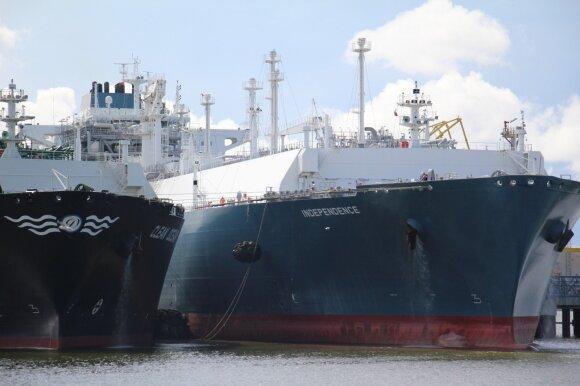 """Europa stebi rekordinius srautus iš Rusijos – """"Gazprom"""" muša rekordus"""