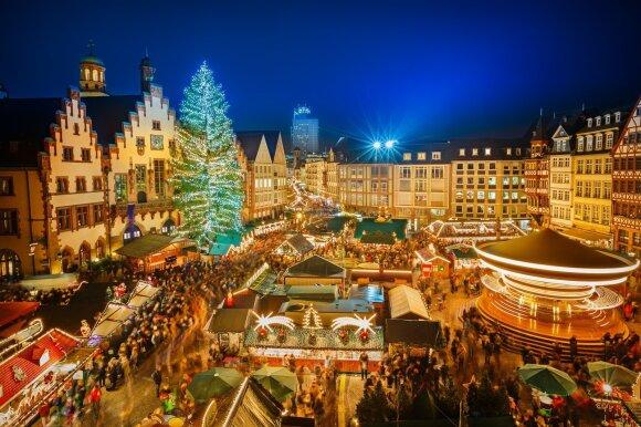 Frankfurtas, Vokietija