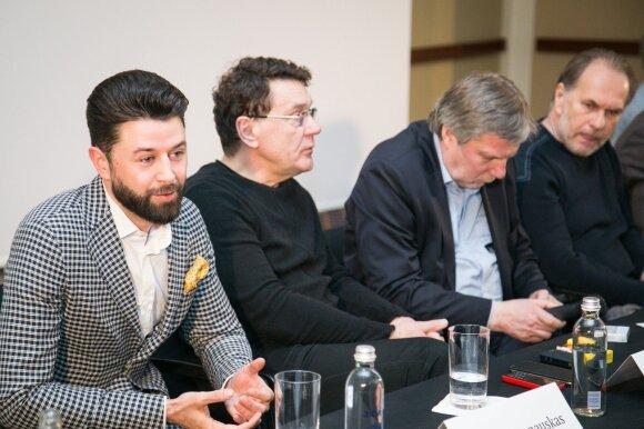 Gytis Šapranauskas, Sergejus Makoveckis, Faustas Latėnas, Aleksejus Guskovas