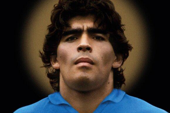"""""""Kino pavasario"""" filmas """"Diego Maradona"""""""