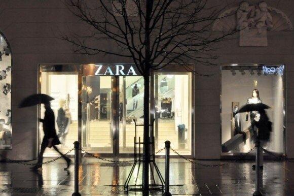 """""""Zara"""" sėkmės paslaptis"""