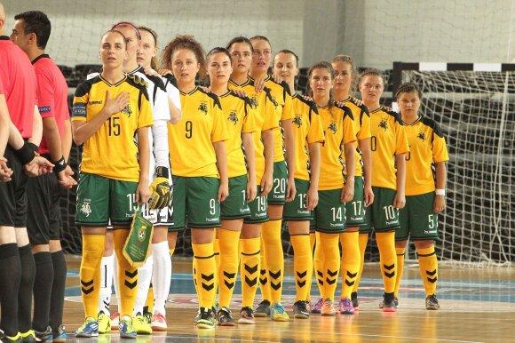 Lietuvos moterų futsalo rinktinė
