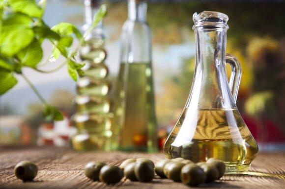 Tai, ko nežinojote apie alyvuogių aliejų