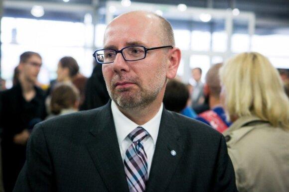 Czech Ambassador Radek Pech
