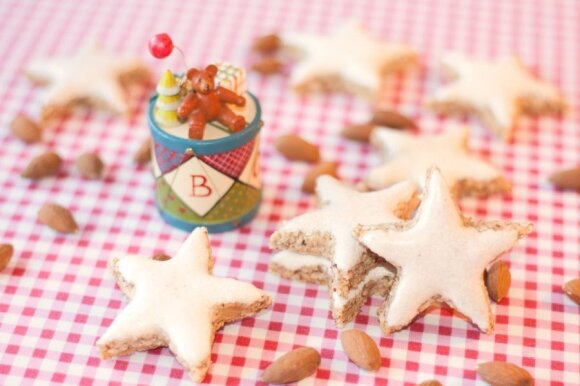 Sausainiai, kurie papuoš švenčių stalą