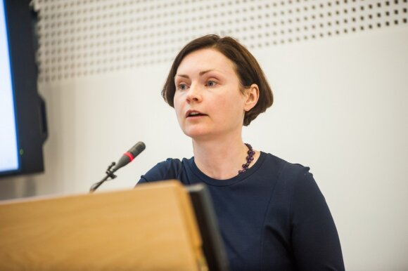 VDU Mokslo prorektorė prof. Julija Kiršienė