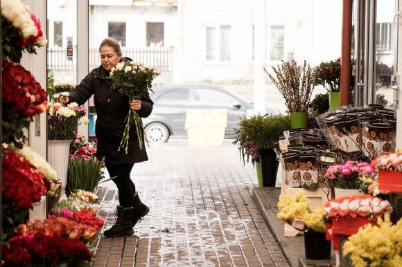Prekybininkai ruošiasi Valentinui: kiek šiemet teks sumokėti dėl meilės antrajai pusei