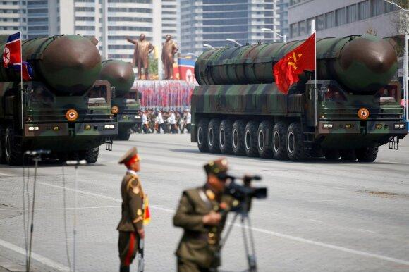 Šiaurės Korėjos pajėgos