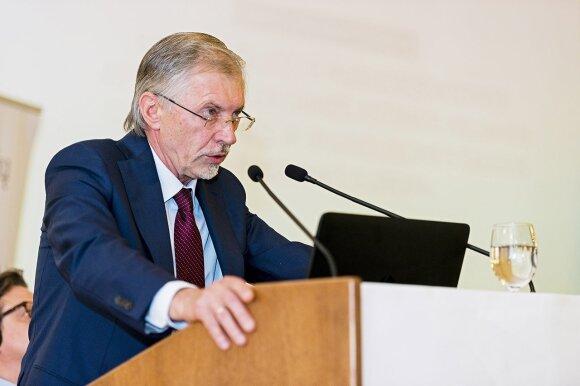 Gediminas Kirkilas  Photo © Ludo Segers