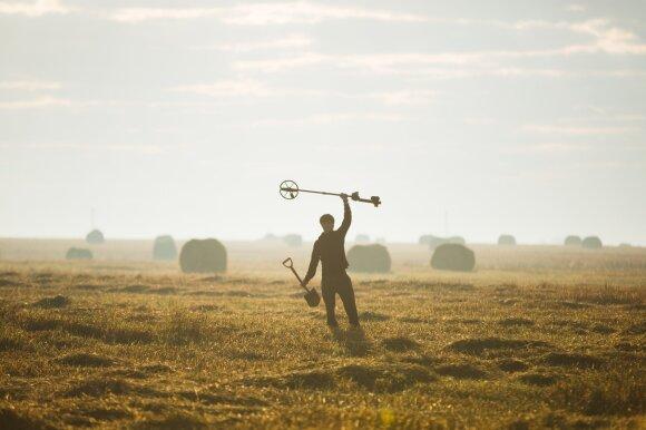 Aukso karštine užsikrėtę lietuviai: kokių lobių jie atranda