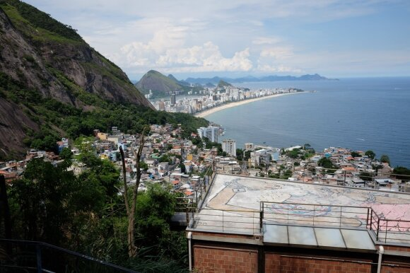 Naujieji metai Rio de Žaneire