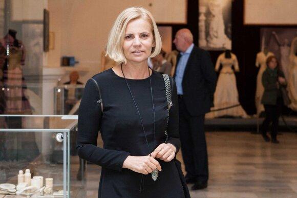 Verslininkė Irena Marozienė