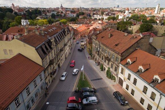 Niūrus ir apleistas rajonas tapo prestižiniu: kiek dabar čia kainuoja būstas