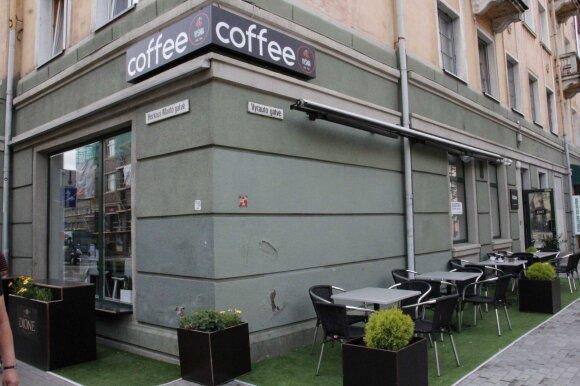 """R. Vyšniausko kavinė """"Vyšnia"""""""