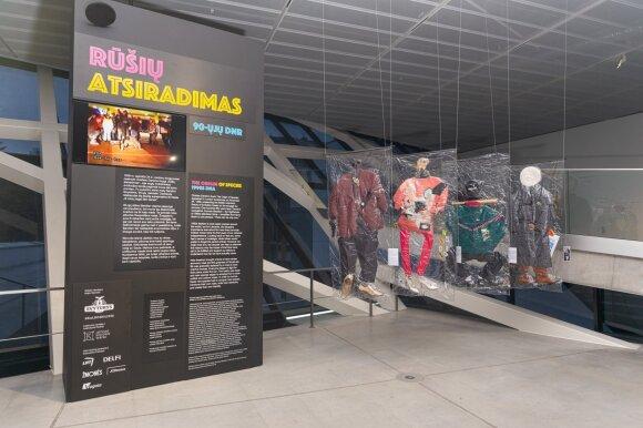 MO muziejus pristato naują parodą
