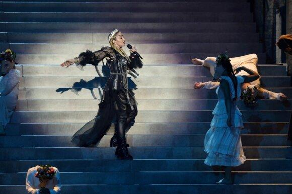 Madonna Eurovizijoje