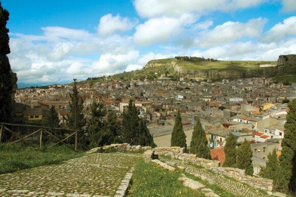 Miestas, kuriame draudžiama nusikalsti