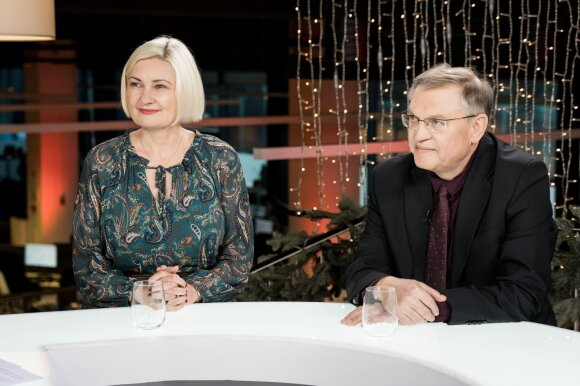 Rūta Vainienė, Albertas Gapšys