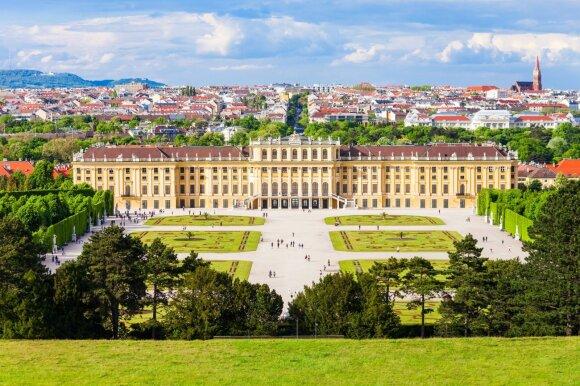 Schönbrunn rūmai