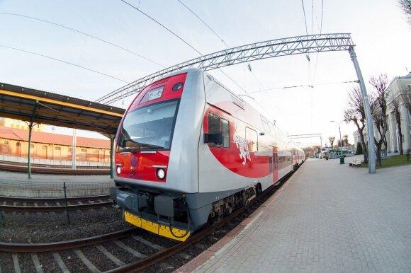 Moterį pašiurpino kelionė traukiniu į Kauną: esu nusivylusi, bet tylėti nebegaliu