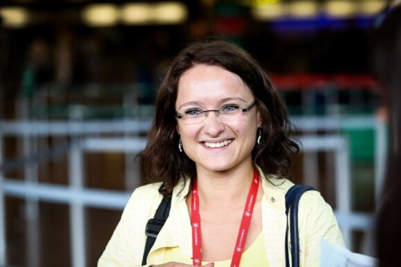 Sandra Meškauskaitė