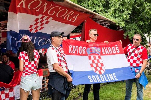 Kroatijos sirgaliai Kaliningrade
