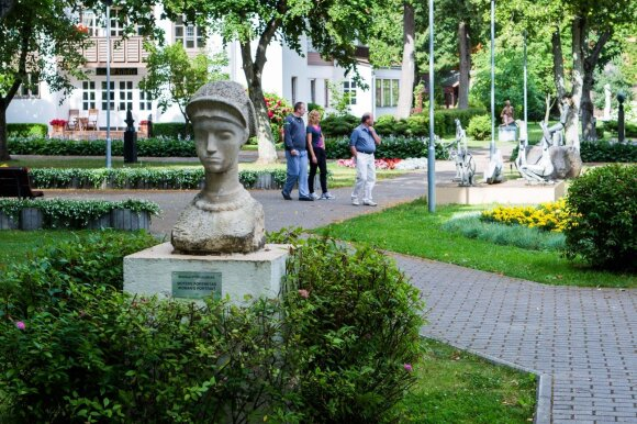 Skulptūrų parkas