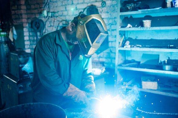 Kaišiadorių verslininkas besiskundžiantiems darbuotojų trūkumu: jei prašo daugiau pinigų – duok