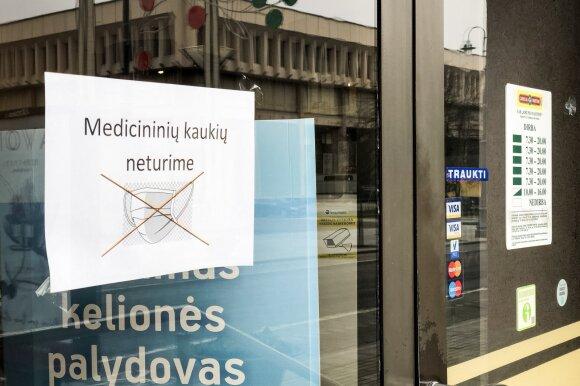 Įmonės pradėjo dezinfekcinio skysčio gamybą: dėl kai kurių žaliavų turi eiti kryžiaus keliu