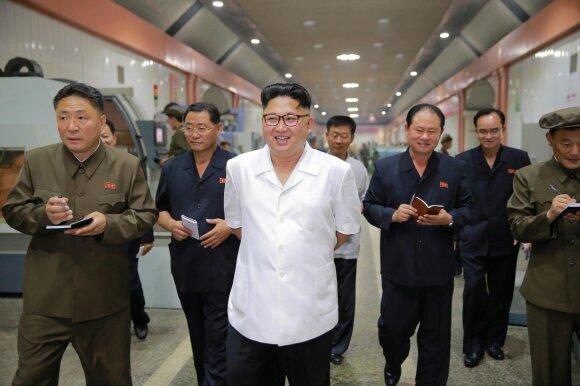Kim Jong Unas