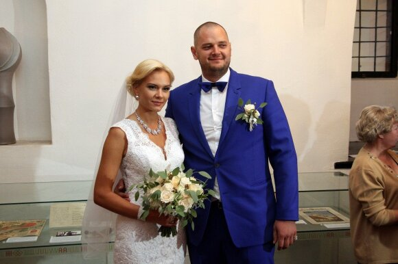 Enriko Daktaro vestuvės
