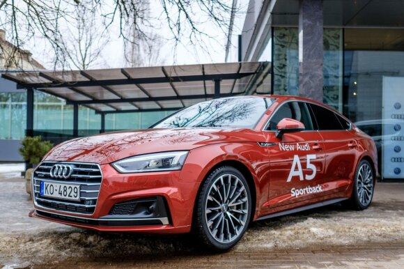 """Audi A5 Sportback"""