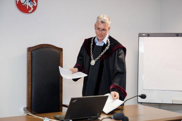 Teisėjas Vladimiras Berezovskis
