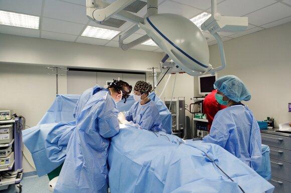 Gijos Klinikos riebalų siurbimo operacija