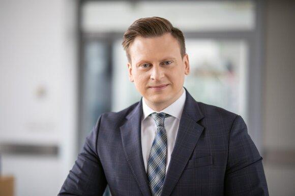 Vilniaus miesto vicemeras Valdas Benkunskas