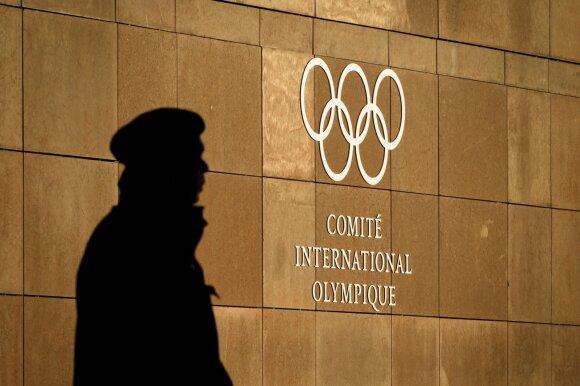 IOC būstinė Lozanoje