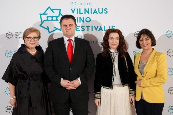 Vida Ramaškienė, Danas Adrianas Balanescu, Simona Botezatu