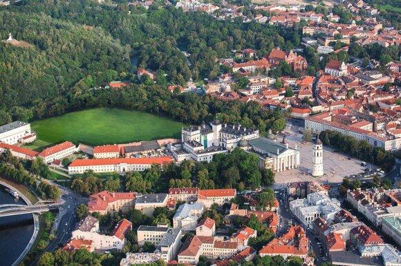 Įspėja dėl dar vienos grėsmės Vilniaus centre: Gedimino kalnas – tik problemų viršūnė