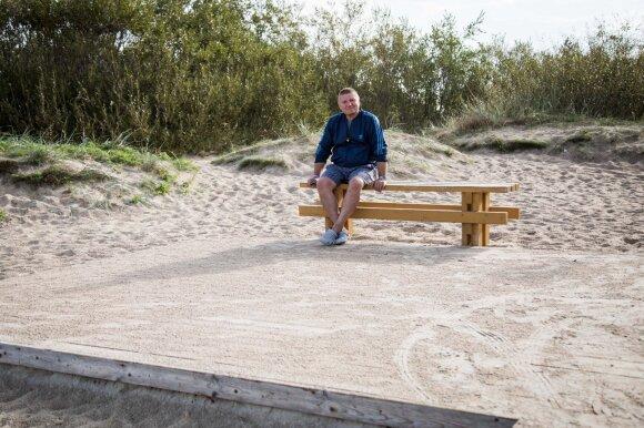 Балтийские каникулы Жени. Швянтойи – простой курорт для простых людей