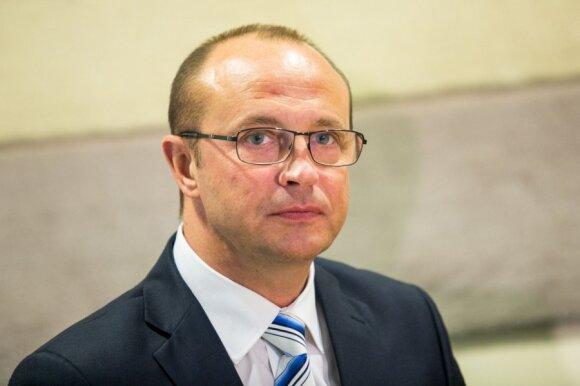 Ričardas Malinauskas (T. Vinicko nuotr.)