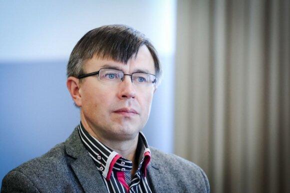 Lietuvos insulto asociacijos prezidentas prof. dr. Dalius Jatužis.