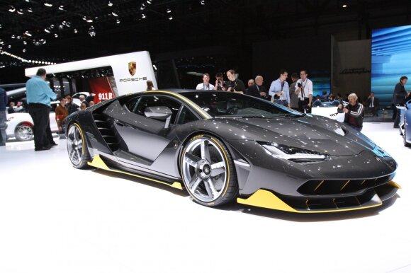 """""""Lamborghini Centenario"""""""