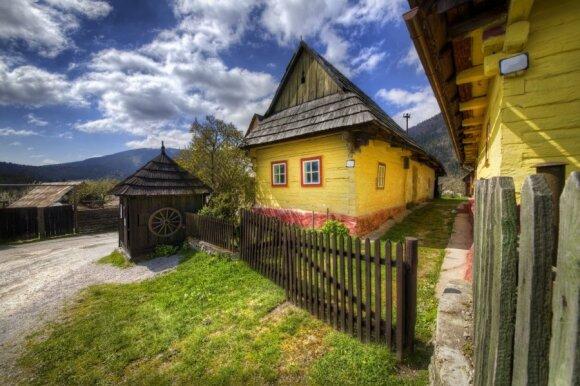 Vlkolinecas, Žilinos kraštas (Slovakija)