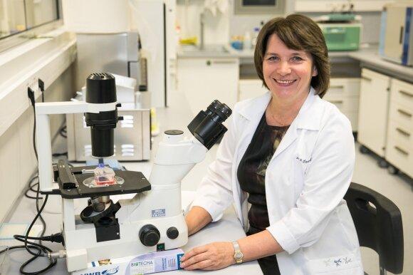 Mokslininkė: apie maisto papildus ir skiepus skleidžiama daug netiesos