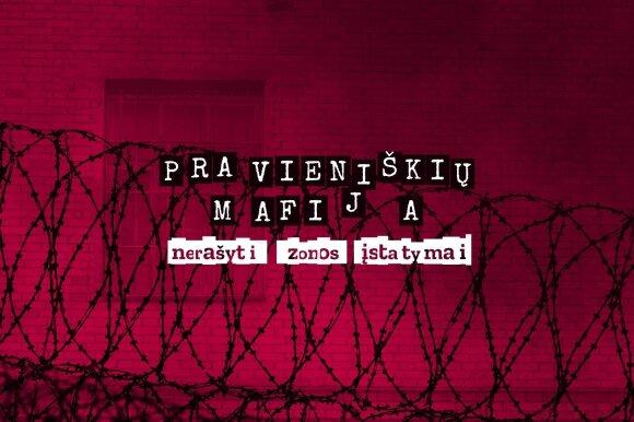 """Lyg iš filmo: amerikietis Lietuvoje išžagino merginą, pateko į Pravieniškes, o čia susipažino su """"bachūru"""""""