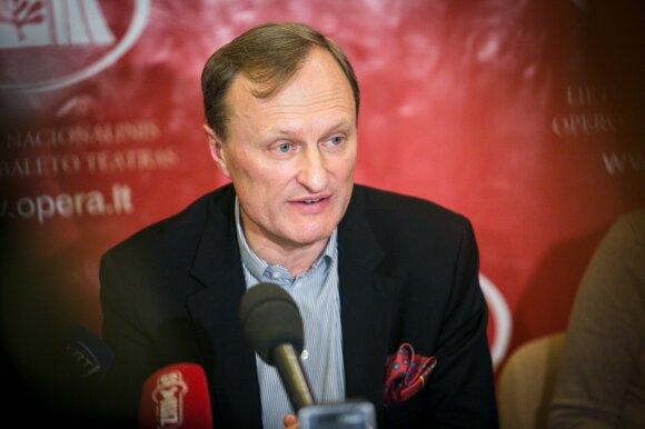 Besitraukiant R. Valentukevičiui, gali kristi ir kitų VTEK pareigūnų galvos