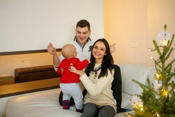 Ieva Mackevičienė: mamos niekada nenustoja galvoti apie savo vaikus
